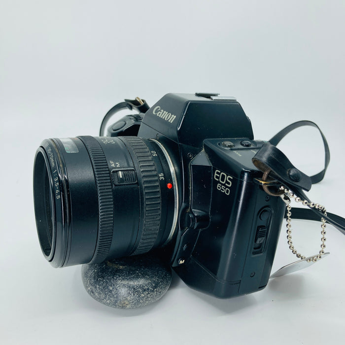 Canon SLR 35mm Camera