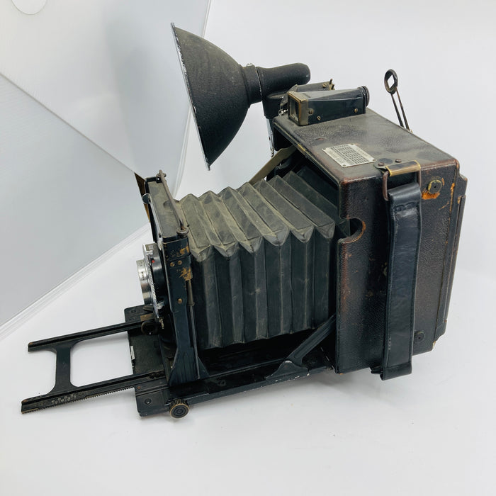 Graflex Speed Graphic Flash Camera
