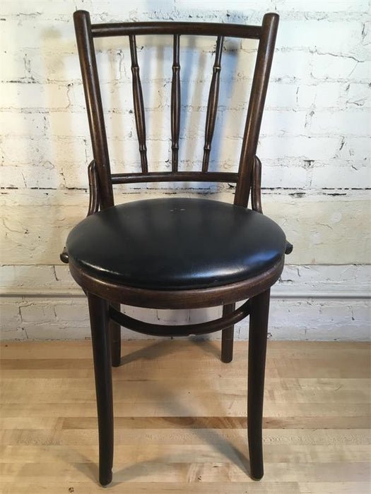 Spindle Back Cafe Chair