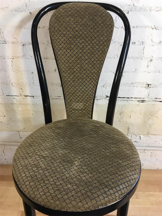 Upholstered Bentwood Chair