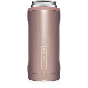 BruMate Hopsulator Slim- Glitter Rose Gold
