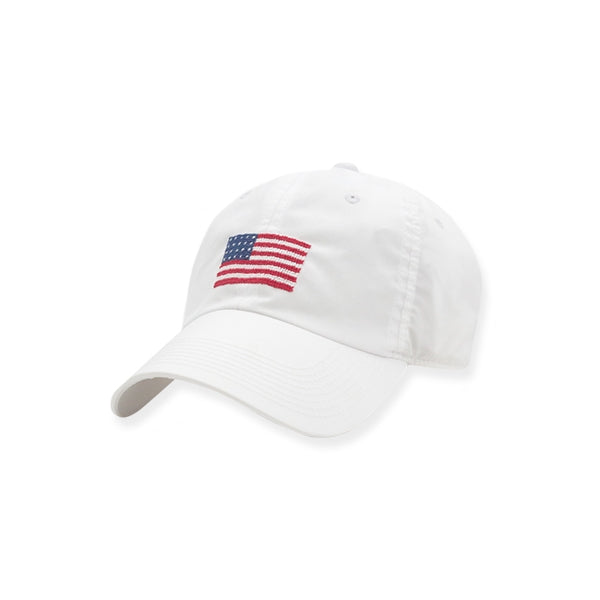 Smathers & Branson American Flag Performance Hat