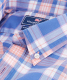 Vineyard Vines Fort Purcell Slim Fit Tucker Shirt