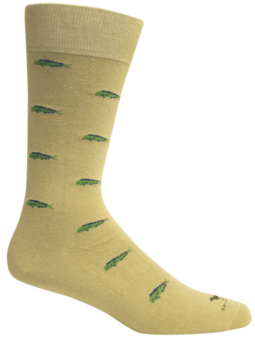 Brown Dog Hoisery- Mahi Khaki