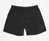 Southern Marsh Billfish Lined Short- Black