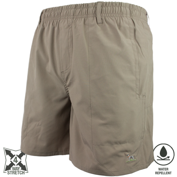 Over Under Clothing Shearwater Swim Short- Driftwood