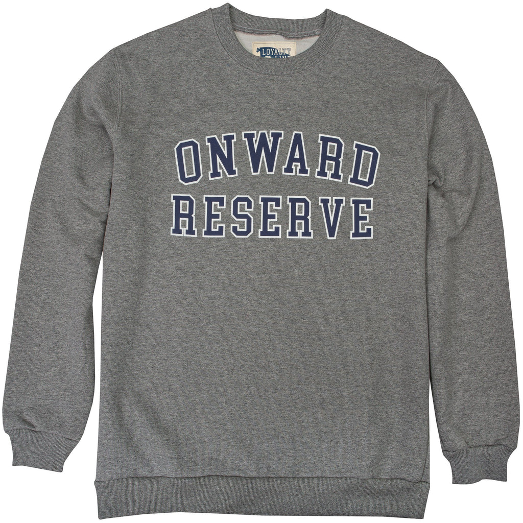 Onward Reserve Crewneck- Grey