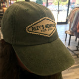 Riley's Menswear Hat- Green