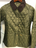 Barbour Annandale Quilt- Olive
