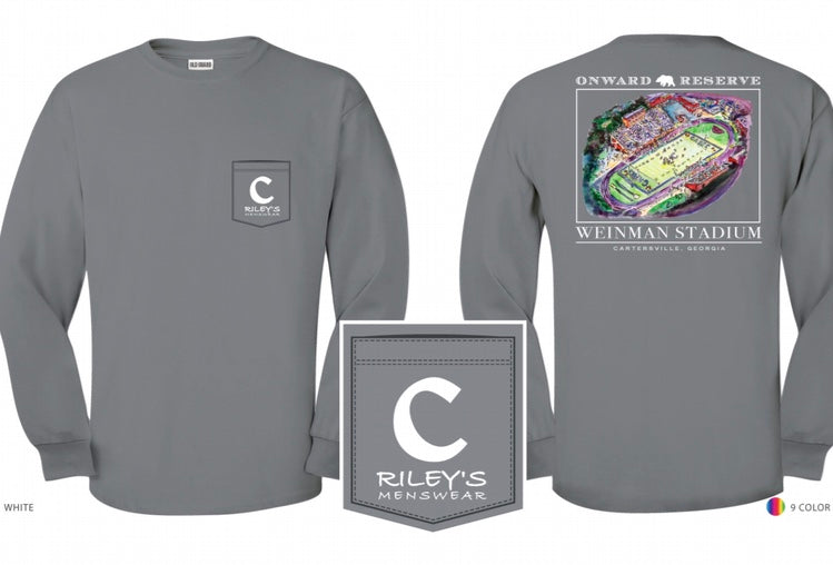 Onward Reserve Weinman Stadium LS- Grey