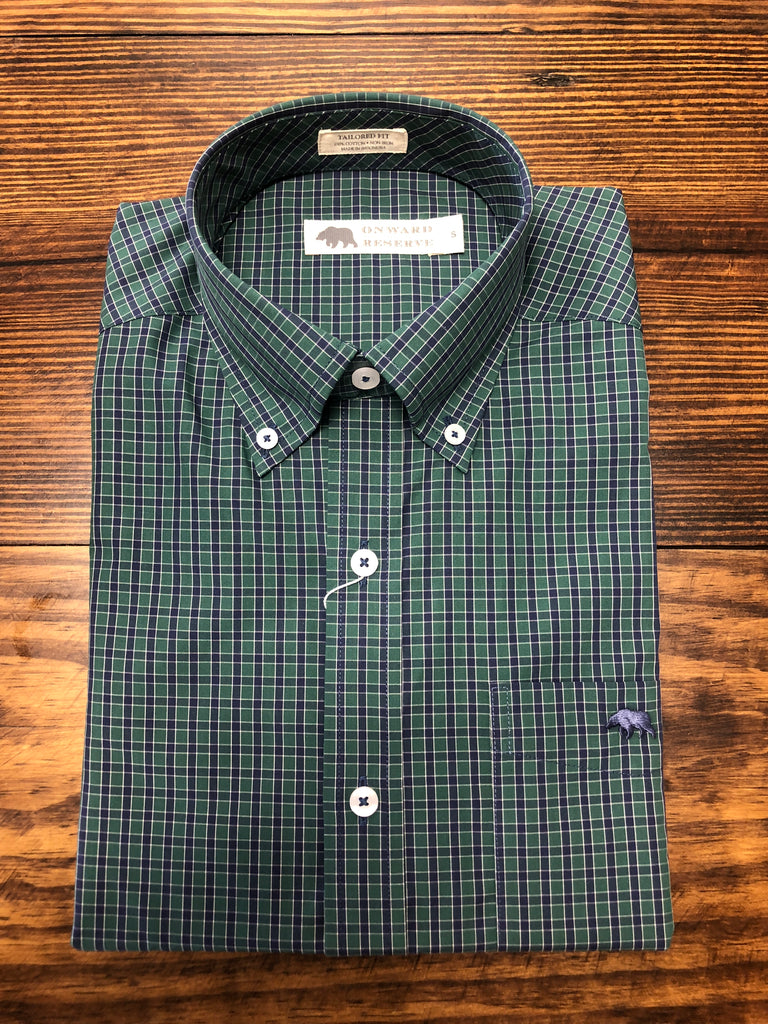 Onward Reserve Greenhills Button Down