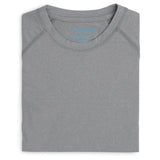 Peter Millar Rio Technical T-Shirt- Smoke