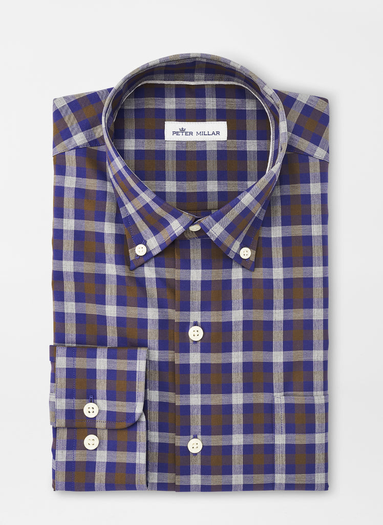 Peter Millar Crown Ease Patton Sport Shirt