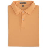 Peter Millar Featherweight Polo- Sweet Orange