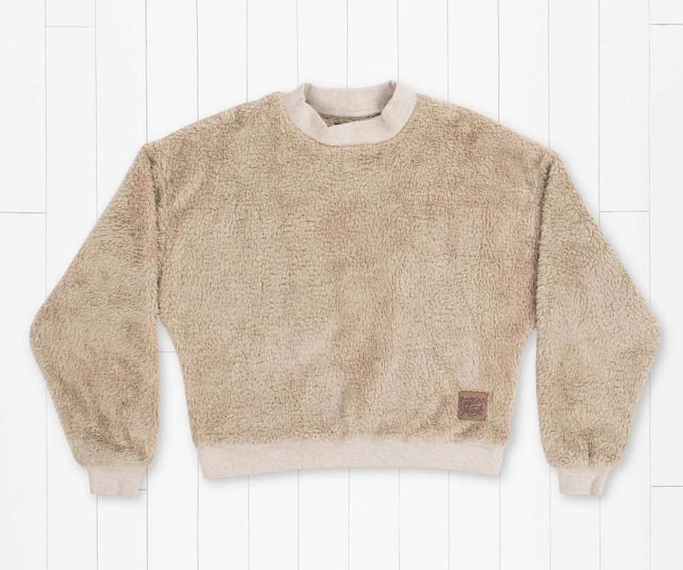 Southern Marsh Cozy Sweatshirt- Oatmeal