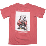 Onward Reserve SS UGA Tee- Red