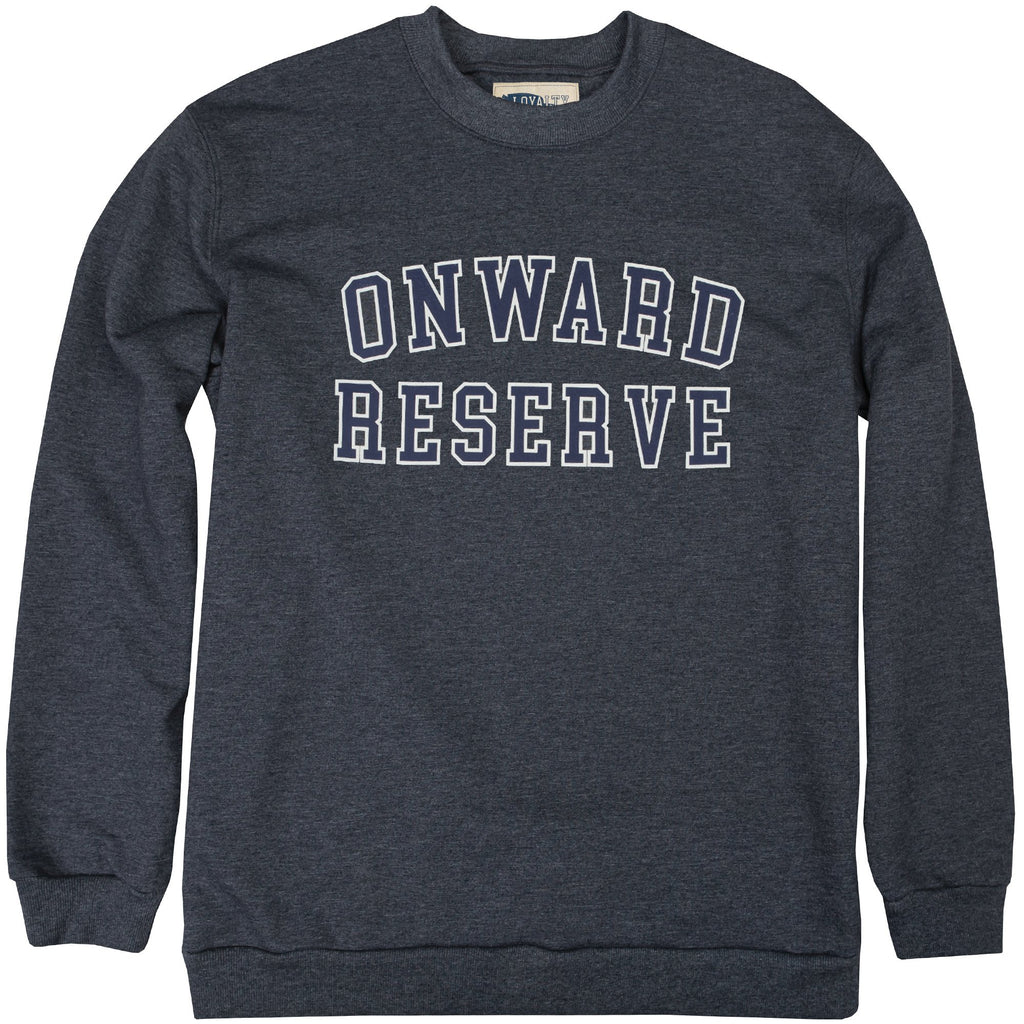Onward Reserve Crewneck- Navy