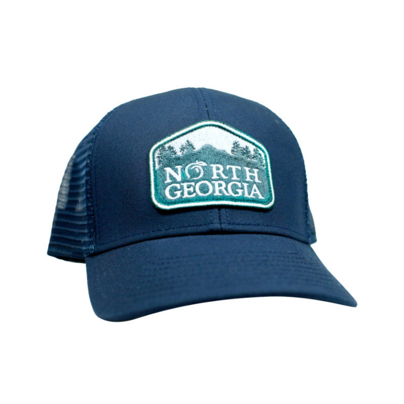 PEACH STATE PRIDE TRUCKER HAT-North Georgia