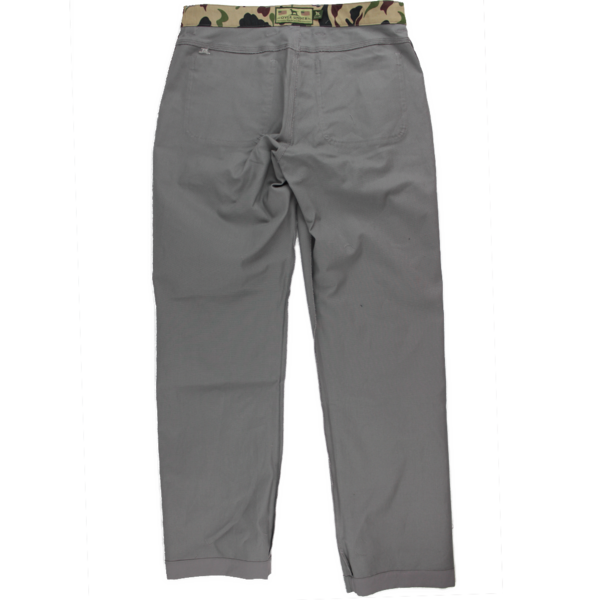 Over Under Hunt River Field Pant- Smoke Grey