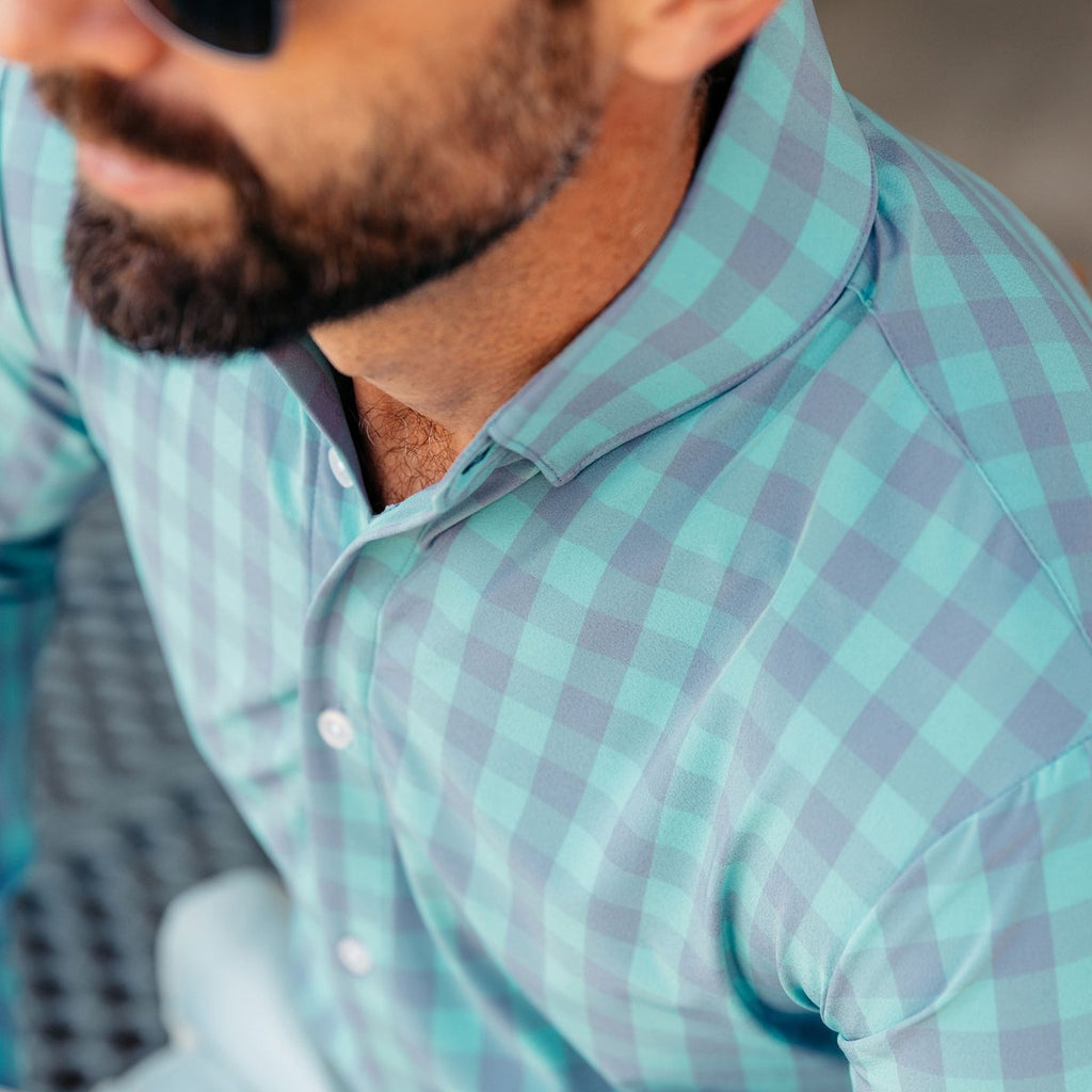 "Mizzen+Main ""Soyer"" Green Check"