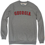 Onward Reserve Georgia Crewneck- Grey