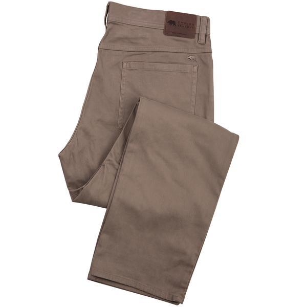 Onward Reserve Five Pocket Pant- Walnut