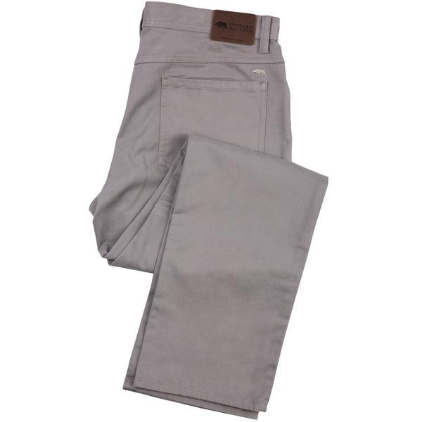 Onward Reserve Five Pocket Pant- Grey