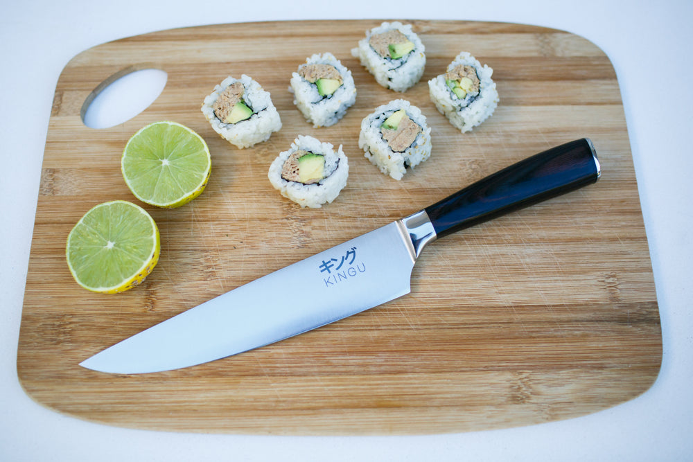 Stainless Steel - 8 inch Chef Knife