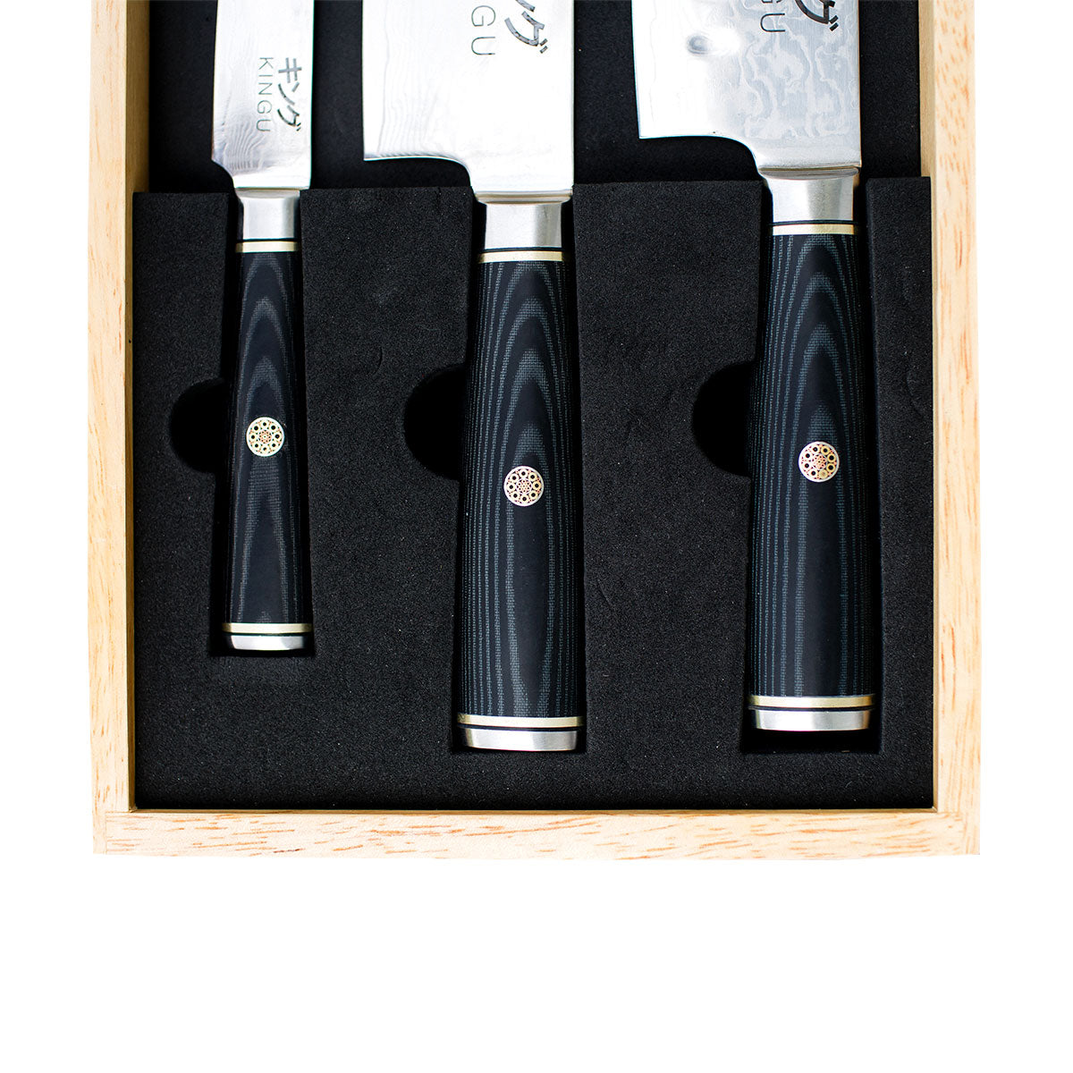 Kingu Black Series - Damascus Multi Box