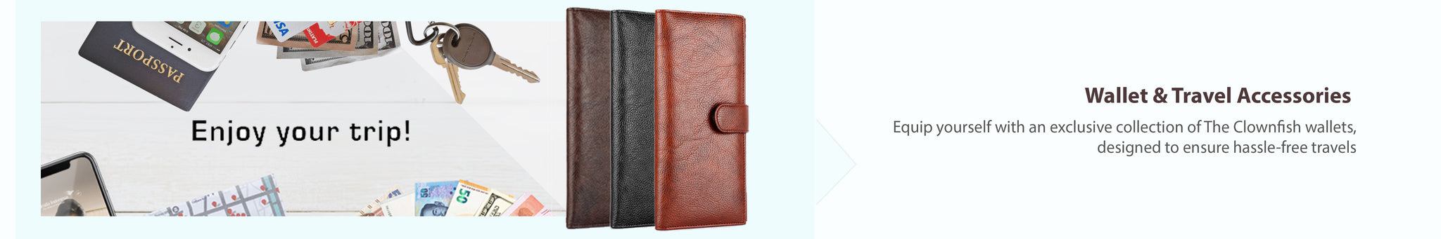 Mens wallet, Mens leather wallet