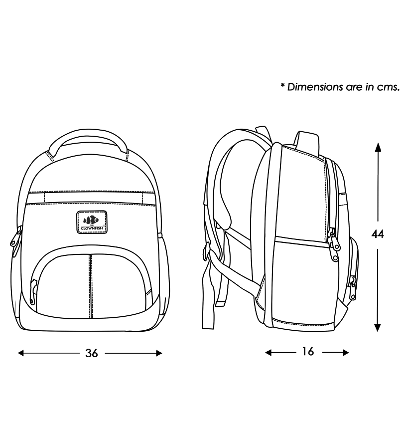 Fusion Backpacks