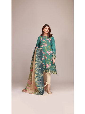KHAADI - KHADDAR 2PC UNSTITCHED