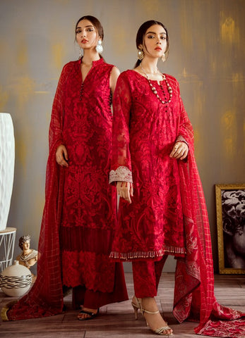 IZNIK - OIC-05 Scarlet red (3PC)