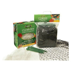 Clearview Strong Nylon Cover Pond Netting