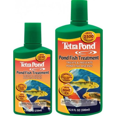 DesaFin (Tetra) Treatment For Pond Fish