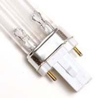 UVC G23 Replacement Bulbs (Double tube, two pins)