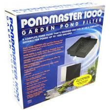 Pond Master 1,000 - 2,000 In-Pond Filter Box
