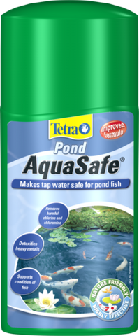 Tetra Aquasafe Water Treatment Chlorine Remover