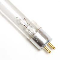 UVC T5B Replacement Bulbs (single tube, 2-pin)