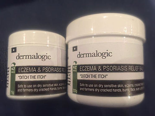 Eczema Cream, Ditch the Itch, Cracked Heal Cream, Healing Creams.