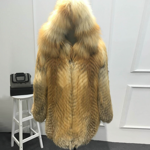 Fox Fur Coat, Fox Fur Jacket, Fur Coat.