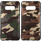Army Camouflage Case For  Samsung S10E