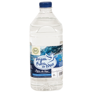 Agua de mar BIO 2L de Sol Natural