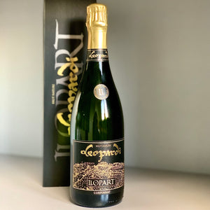 Llopart Leopardi. Brut Nature. 75 cl.