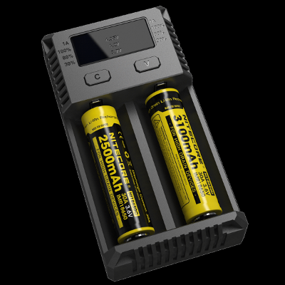 i2 Nitecore Intellicharger V2