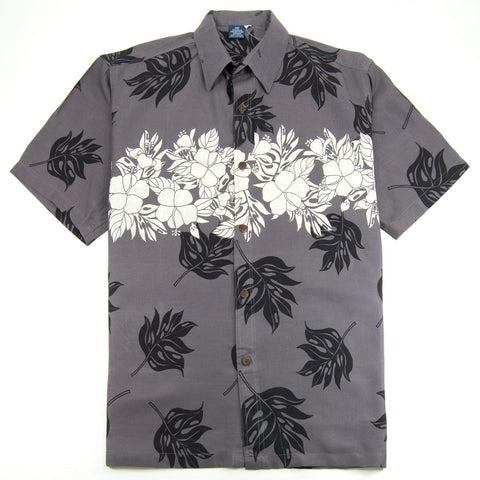 Chest Floral Shirt