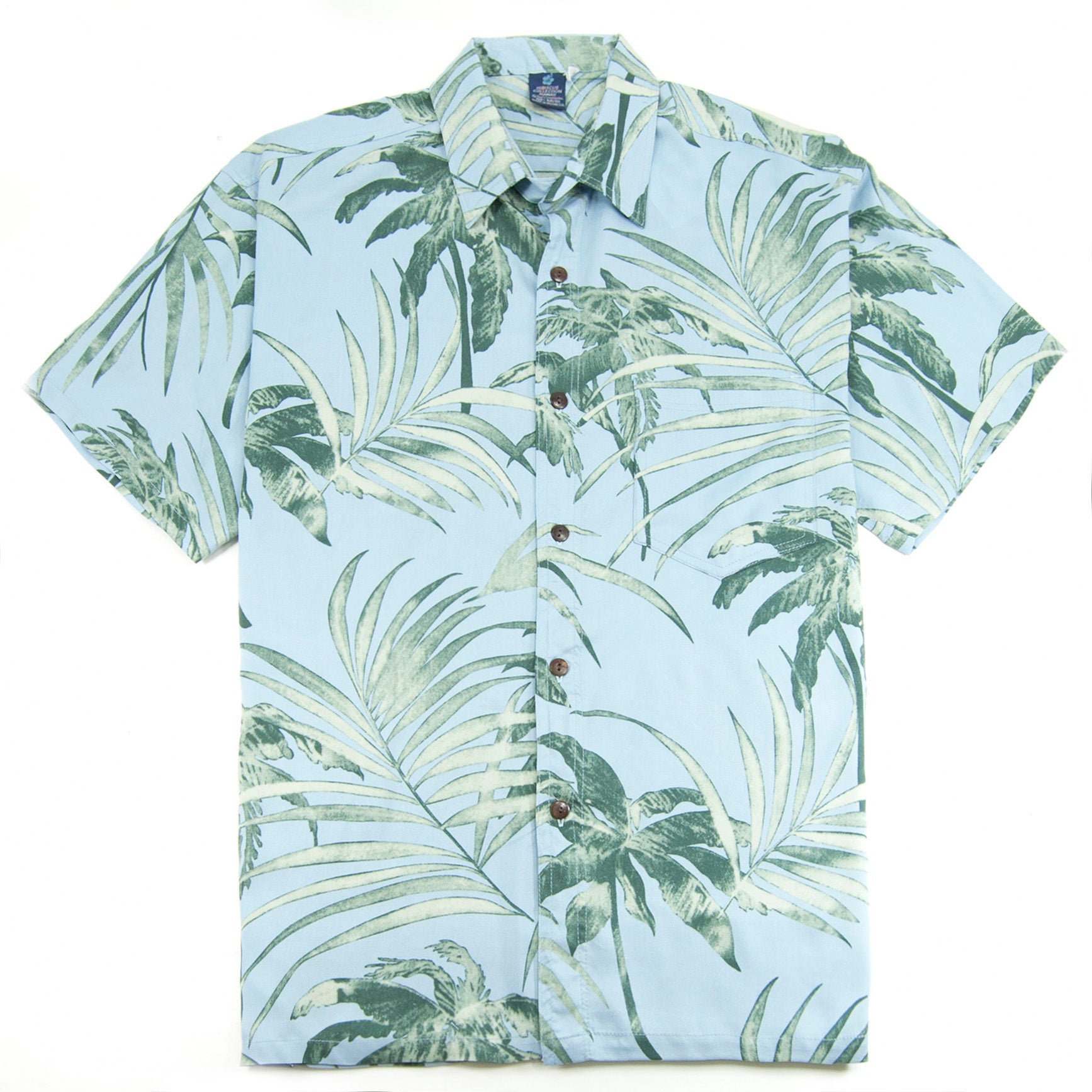 French Palm Shirt