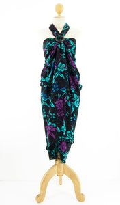 Jumbo Batik Sarong with Buckle Set