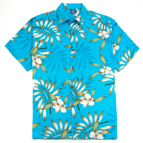 Orchid Leaves Shirt