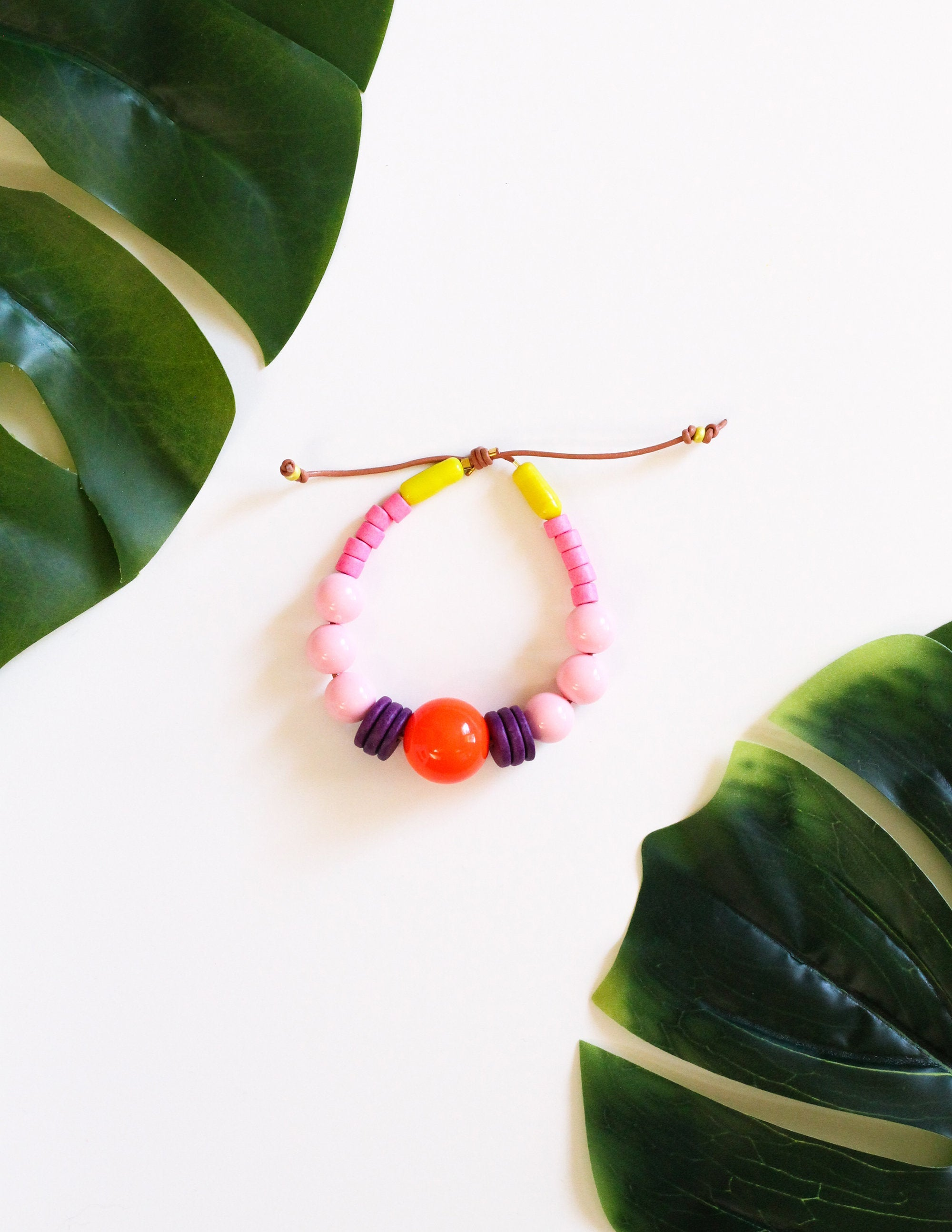 Candy Colored Bracelet